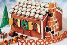 Gingerbread House Candies / Over The Years We Have Learned A lot About What Candies Folks Use For Gingerbread Houses.  Hopefully This Board Will Give You Some Ideas.