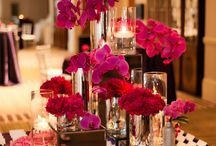 wedding flowers / everything floral for the wedding: bouquets, centerpieces, boutonnieres, corsages / by Bella Notte DC