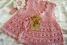 Crochet babies/kids / by Suzanne Lavender