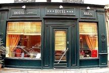 Nuit a Paris / by Kristie Castle