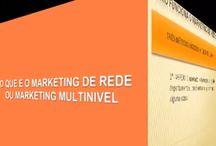 O Que é o Marketing de Rede? / Os 3 Métodos Básicos de Distribuição de Produtos no mercado são: o Varejo, as Vendas Diretas e o Marketing de Rede ou Marketing Multinível.