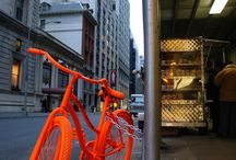 Bikes.  / by Nida Ababtain