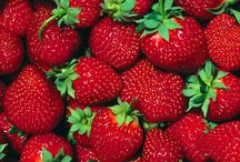 Strawberries / by Cathy Cavellier