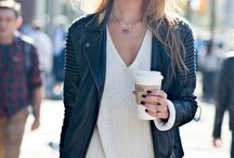 How to wear the leather moto jacket