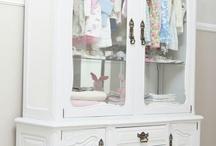 Cabinets repourposed