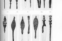 Viking Ear Spoons / by Cathy Raymond