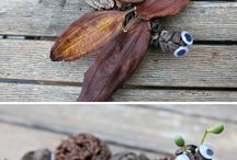 Nature crafts