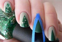 Nail torturial / Nails design to do