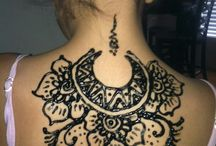 Henna anyone ? / by Arleen Elizabeth Moret