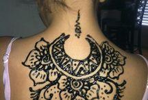 Henna anyone ? / by Arleen Elizabeth Moret
