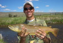 Fly Fishing / Pictures of My Dad and I Fly Fishing Adventures! / by Darrin Caldwell
