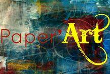 Paper'Art / Paper'Art è un nuovo logo in collaborazione con Daniela Paper Wedding and...more...