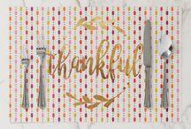 Simplify Thanksgiving Entertaining