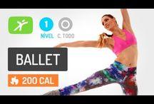 balett edzés videó