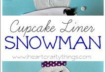 Snowman theme