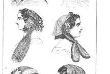 1860s Fancy Caps & Nets