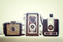 BEAUTIFUL CAMERAS / by Kezia Gledhill