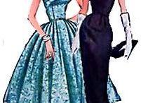 1950s Fabulous Fifties Fashion / by Alexa Jenkins