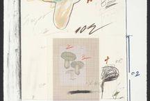 """Cy Twombly / Edwin Parker, Jr., noto come Cy Twombly (Lexington, 25 aprile 1928 – Roma, 5 luglio 2011), è stato un pittore statunitense.  Il soprannome """"Cy"""", dal nome del grande giocatore di baseball Cy Young, è lo stesso di suo padre, che fu lanciatore dei Chicago White Sox"""