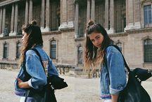 jeans / by Carolina Corrêa