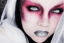 Zombie Glam / inspiration for a zombie/glam photo shoot