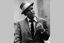 Frank Sinatra / by Alison Weager