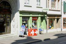 Pearl Factory Outlet Basel / Ladeneigenschaften: 168 qm, 2'000 Artikel Marktgasse 16 4051 Basel