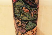 Мои / Мои татуировки