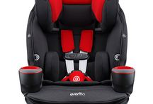 Evenflo Car Seats / Evenflo builds car seats that we trust and use for our own children. We rigorously test all of our car seats at 2X the energy levels of the Federal Crash Test Standard. Every bounce, twist, turn and latch is tested to make sure our products are safe, durable and comfortable for your child.