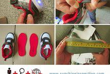 footwear quality control