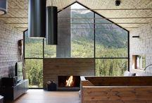 Arkitektur hus og hytte