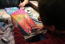 Intuitive Painting Classes
