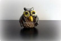 Handmade by me - Fatto a mano da me / La maggior parte delle creazioni che trovate in questa bacheca sono realizzate da me medesima ;)