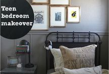 boys room / inspiracje do pokoju chłopców