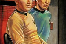 Star Trek: My first True Love / by Laura Lively