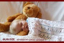 Kocyki dla dzieci i niemowlaków / Ręcznie robione, nieuczulające, kolorowe lub białe, kocyki dla dzieci i niemowlakó.