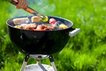 Grilling Season / Healthy recipes and tips to keep your grilling season safe and delicious!