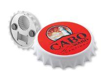 Bottle Cap Opener Magnet