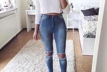 Inspiration for wardrobe