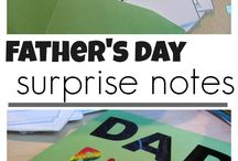 Father's Day/Daddy gifts / by Beth Heinz