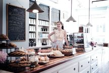 Bakery, Coffee Shop, & Café / Merchandising ideas and products for bakeries, coffee shops and cafes