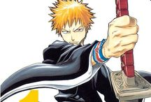 Bleach Manga Covers / Bleach Manga covers of Japanese edition.