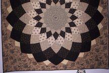 Patch dahlia / patchwork