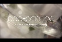 Eco-printing
