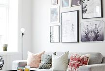 Living room / Interiør og stue