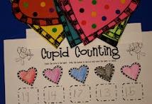 valentine stuff for kinder / by Amy Hillesheim