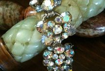 Exquisite JEWELRY / Julianna - DeLizza & Elster Vintage Jewelry / by Cyndi Reilly-Rogers