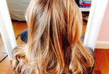 Hair / by Kaylee Ginnane