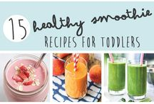 Toddler recepies