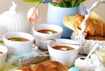 Osterbrunch / Die besten Ideen für deinen Osterbrunch - von süß bis herzhaft!